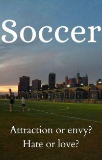 Soccer ~★ bxb romance novel ★~ cover