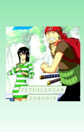 Petualangan Zorobin by SamurayDipa