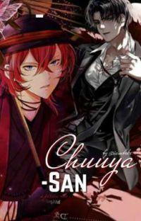 Chuuya-san    Oc/reader x Chuuya    cover