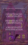 Investigação Creepypasta cover