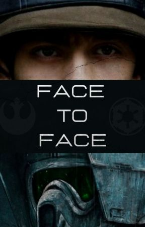 Face to face by JCAwrites
