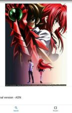 Assassin male reader X high school dxd by Axrto234