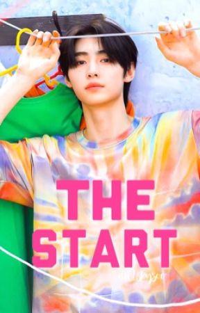 THE START [성훈]ᴇɴ⁃ by dwlskysoo
