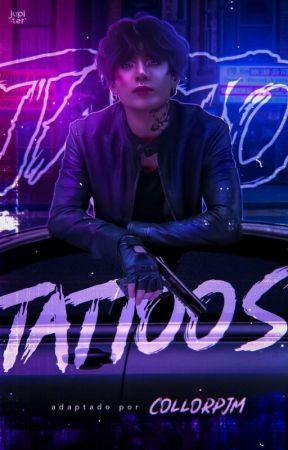 TATTOOS • jikook by collorpjm
