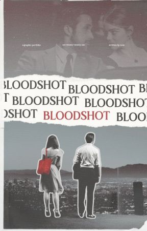 BLOODSHOT, graphic portfolio by hystericas
