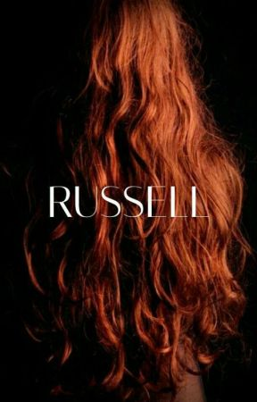 Russell [+18]  by MariaElenaJB