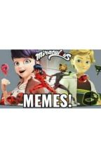 Miraculous Ladybug Memes and comics by Jeanetters123