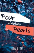 Four Beating Hearts by elizaheart2364