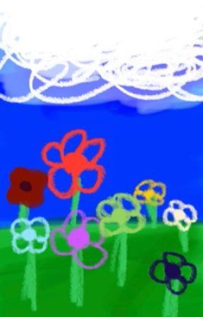 skinny girls bleed flowers by sangwoos_basement