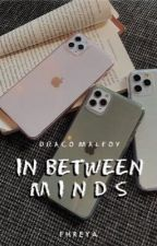 ✓  | IN BETWEEN MINDS | Draco Malfoy by fhreyachaes