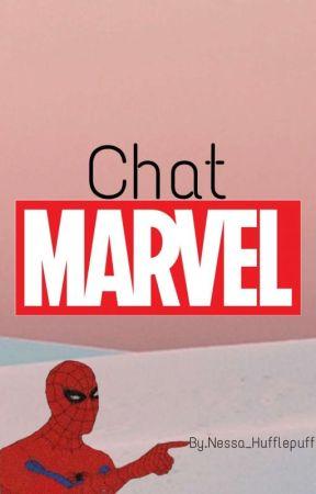 Marvel-Chat    Wznowione by _Toori_
