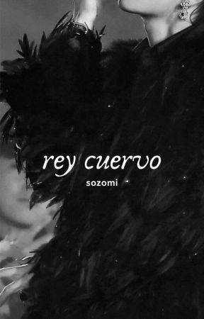 Rey Cuervo by sozomi