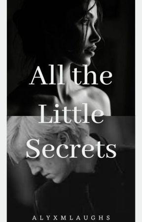 All the Little Secrets| D.M. (18+) by AlyxMLaughs