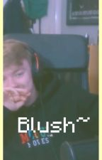 Blush~ (tommyinnit x reader) by ur_daily_mcyt_writer