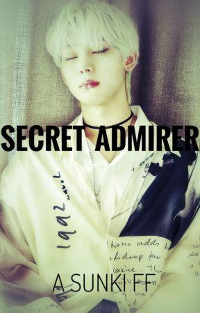 Secret Admirer- Sunki ff by Sunoohugs__