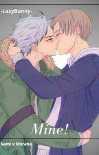 Mine! by Kenjiro-Shirabu
