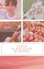 KRUSH | OC Boy Group by sxfthao