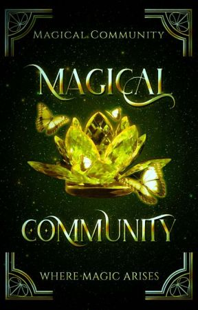 ✶Magical Community book✶[OPEN] by Magical_Community