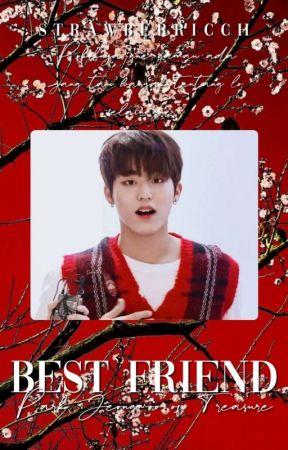 Best Friend ; Park Jeongwoo by strawberricch