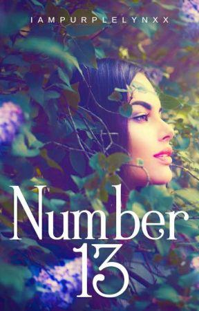 NUMBER 13 by iampurplelynxx