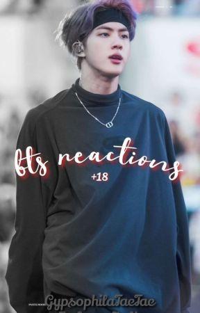BTS reactions [+18] by TooSavageForYou