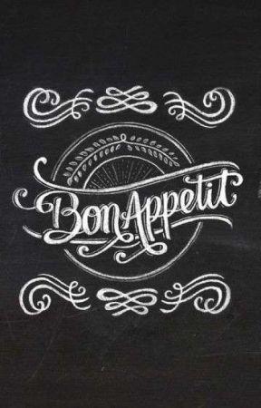 Bon Appétit ( Restaurante) by ErikaAgreste