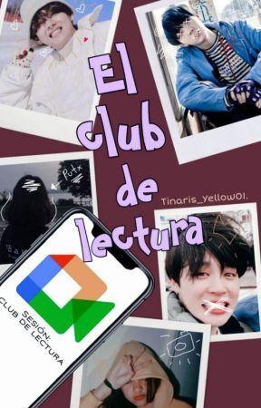 El club de lectura - KTH+MYG. [Au! Social Media] by Tinaris_Yellow01