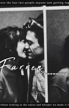 Farren (HIATUS) by kisswrites
