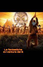 Le fantastiche avventure dei 6 by peppefetish0009
