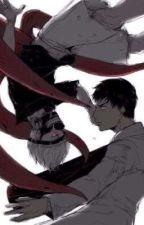 Tokyo Ghoul Kaneki and Amon by Luna_240