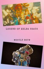 Legend of Zelda Chats (Mostly BoTW) by abbietung11
