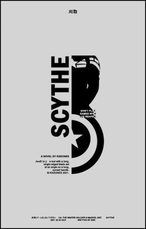 scythe,      STEVE ROGERS¹ by kiIIzones