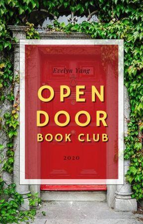 Open Door Book Club [OPEN & ACCEPTING] by grendelthegood