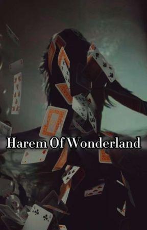 Harem of Wonderland by juliaaackles
