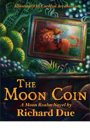 The Moon Coin by RichardDue