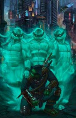 (TMNT) In The Living Nightmare Book 2 by LeonardoDeveneau5