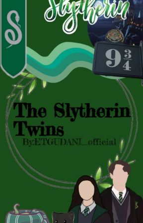 The Malfoy Twins by ETGUDANI_official