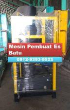 TERBAIK, CALL: 0812-9393-9523,  Jual Mesin Cetak Es Tube 5 Ton by mesinicetube