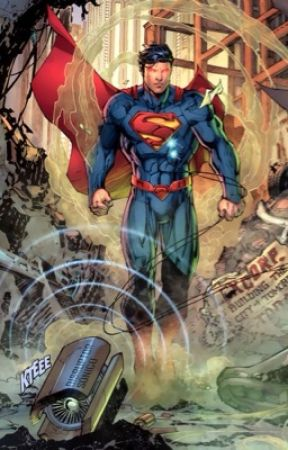What If Superman was in Marvel Comics? by KaijuLord54