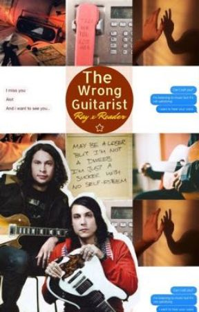 The Wrong Guitarist • Ray Toro x Reader by GKellis8