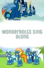 Wonderbolts Sing Along by Danger_Dash19