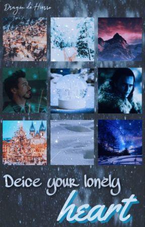 Deice your lonely heart; FrostIron    Traducción autorizada by DragonOfIron