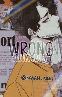 Wrong Number   SakuAtsu cover