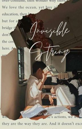 Invisible String by yssamood