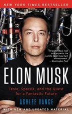 Elon Musk by Ashlee Vance by pexezika80123