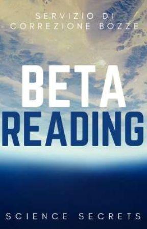 Servizio Beta reading - Science Secrets by ScienceSecrets