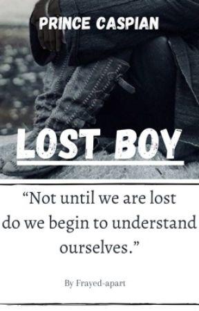 Lost boy    Prince Caspian by Frayed-Apart