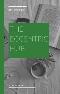 TheEccentric_Hub || Official Book  cover