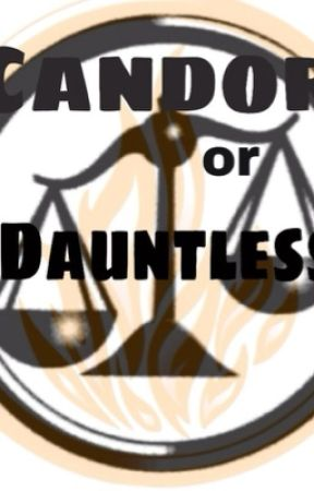 Candor or Dauntless by canwebreathe