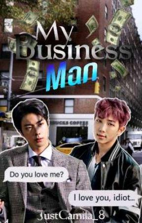My Business Man - [Namjin] by JustCamila_8